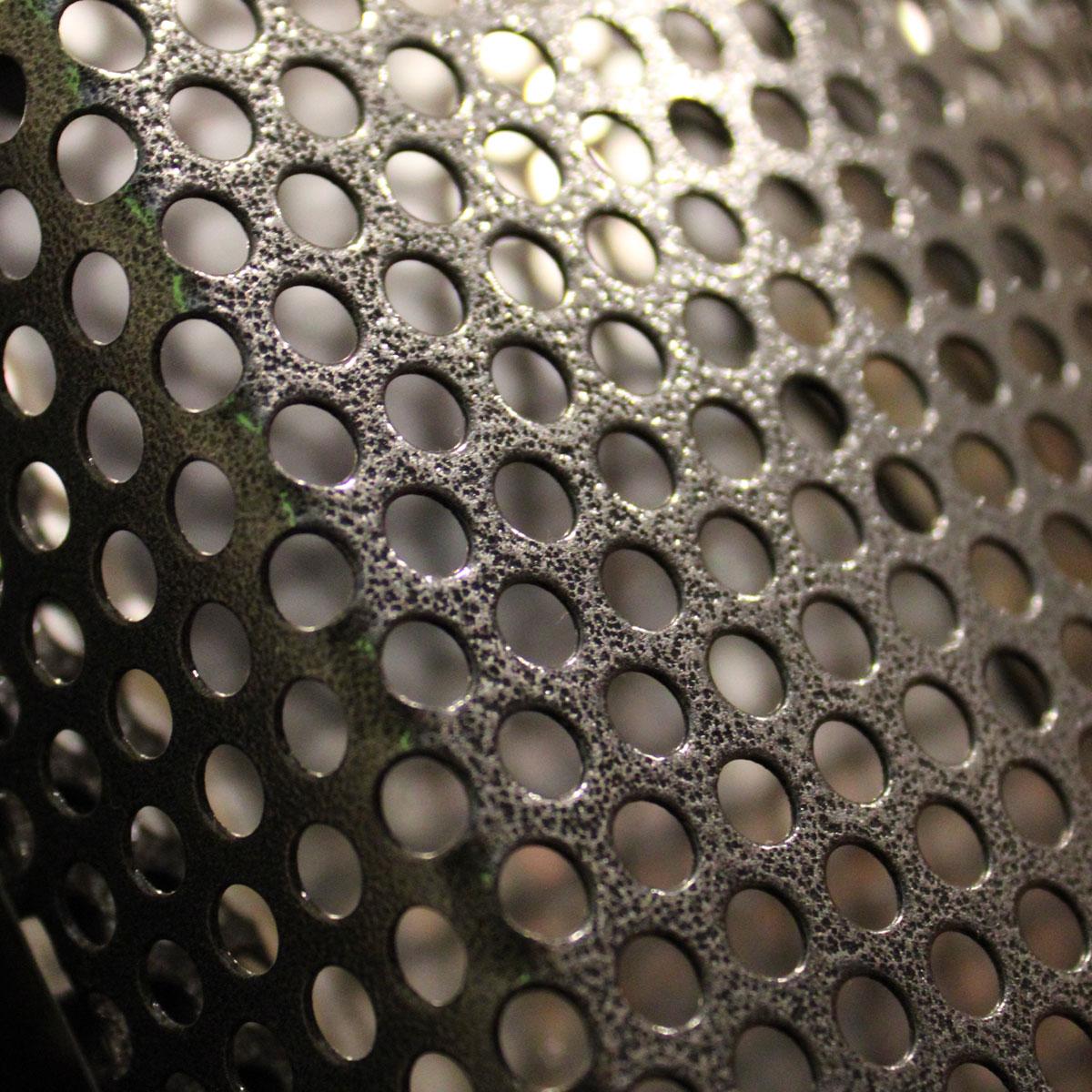 protezione stufa a pellet